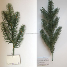 PE Artificial Pine Tree branches For Produce Christmas Tree