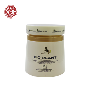 Bio Plant Professional Permanent Hair Straightening Cream Keratin Treatment Hair Rebonding Perm Lotion 3 In 1 Formula