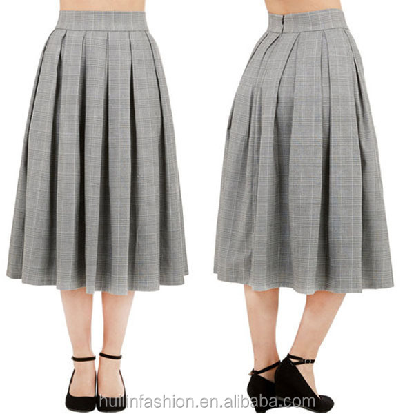 Formal Pleated Skirt | Jill Dress