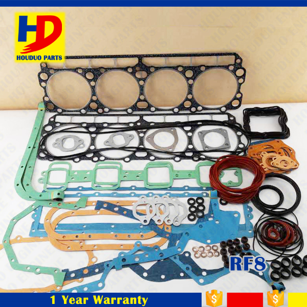 Diesel Engine Parts RF8 Auto engine gasket overhaul full set
