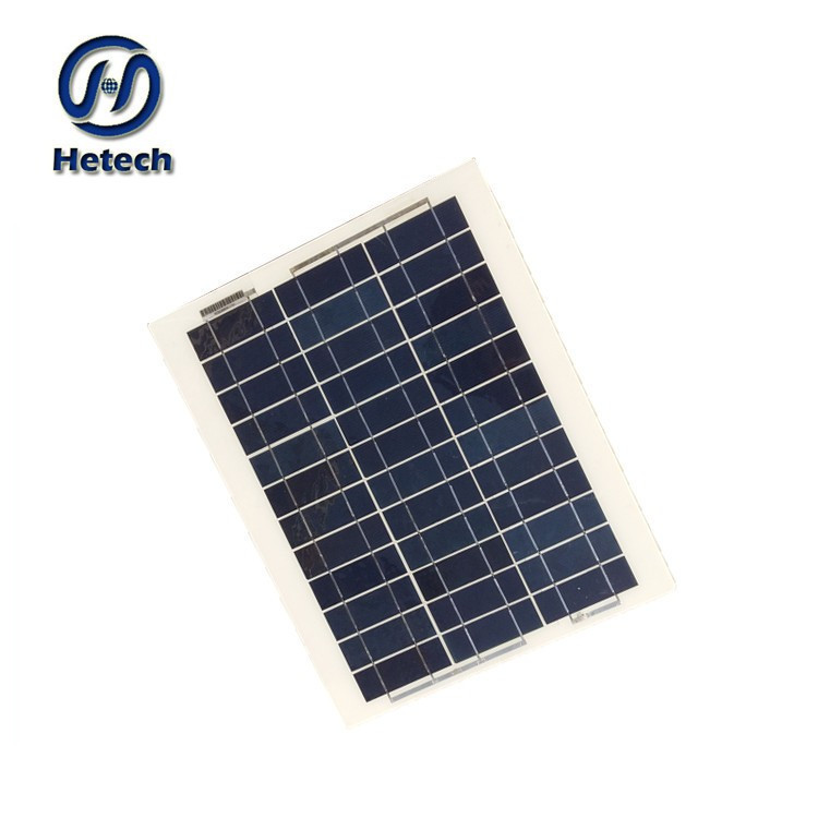Light Weight IP65 10w 12v poly portable flexible solar panels