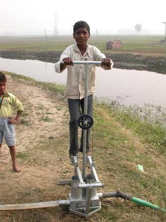Usado barato f cil de operar equipos agr colas agua bomba for Bomba de agua para riego de jardin