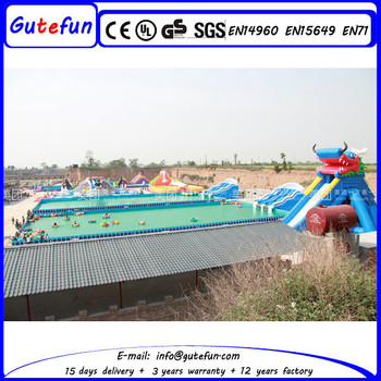 Holding Water Activity Swimming Pool Play Equipment