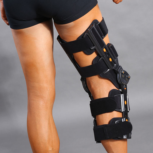 b6d72e4808 knee support rehabilitation therapy supplies fracture plaster equipment  physiotherapy compression orthopedic knee brace