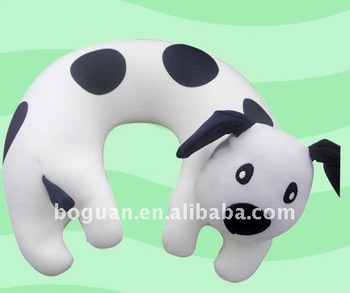 Animal Shaped Massage Pillow : U-shape Neck Animal Travel Message Pillow - Buy Neck Pillow,Animal Shaped Pillow,Therapeutic ...