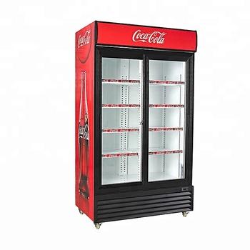 Procool Double Door Coke Fridge - Buy Coke Fridge,Glass Door Fridge,Double  Door Coke Fridge Product on Alibaba com
