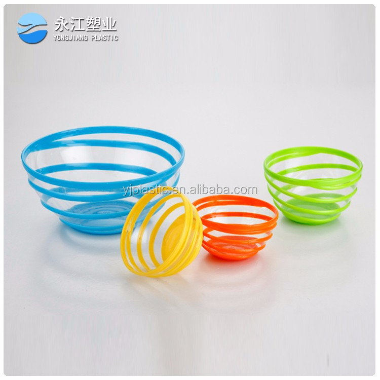 wholesale luxury pedicure bowls as seen on tv plastic baseball hat bowls for food