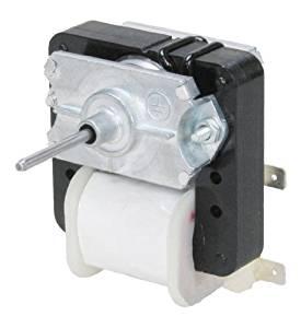 GE WR60X190 Refrigerator Evaporator Fan Motor Assembly, 1/8 X 1 Inch, 115V, 12.5 watts