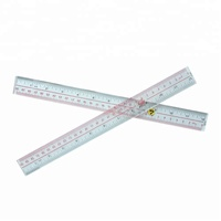 30CM ESD Ruler Antistatic Straight Ruler