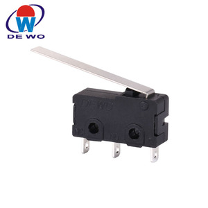 China supplier mini 25t125 5e4 micro switch 5a 250v
