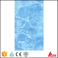 China supplier style selections blue color floor tile 12*24, porcelain tile floor with good quality