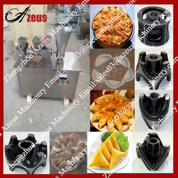 Multifunction automatic lace dumpling machine / stainless steel pelmeni maker