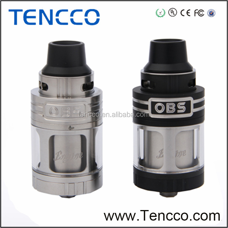 TENCCO New arrival OBS Engine 25 RTA,Original OBS Engine RTA OBS Engine Tank from Tencco