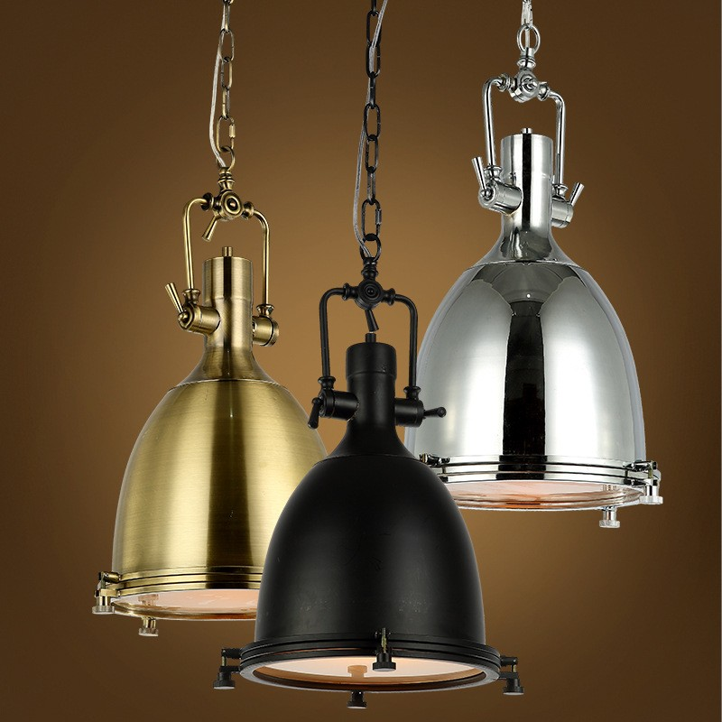 E27 Modern Led Fancy Loft Pendant Light Lamp Industrial Vintage For Hotel