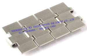 Steel table top chains Beverage Industry/ Conveyor plat tp chains/ made in Shanghai/Har-802 series