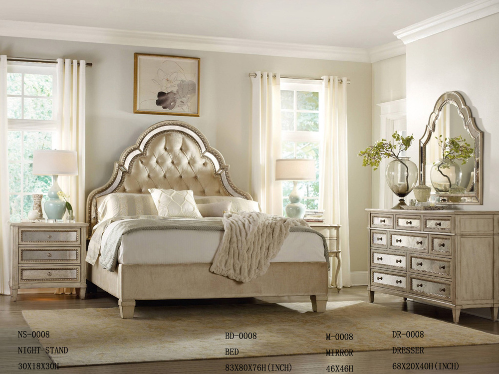 Bedroom Set With Wardrobe/junior Bedroom Set/glass Bedroom Sets ...