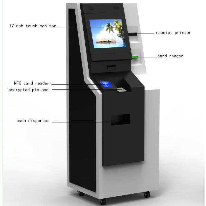 atm machine design