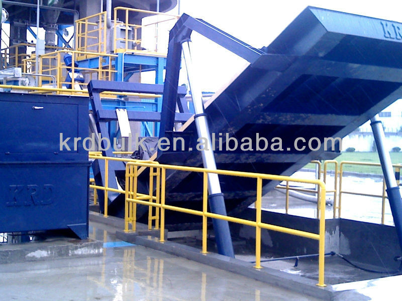 KRD Container unloading equipment