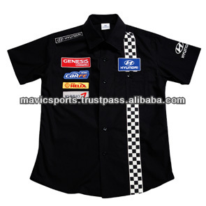 custom sublimated pit crew shirts buy pit crew shirt