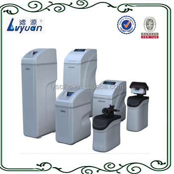 Superieur 800LPH Water Softener Filter Machine For Apartment