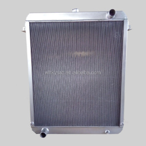 Newest Cheap high performance water heat Radiator For Kobelco sk 200-6