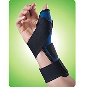 Alex Orthopedic 1500 Thumb Spica Universal FINGER & HAND SPLINT