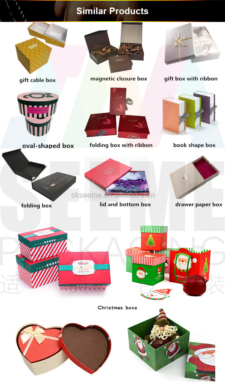 Wholesale Custom Pattern  Fruit Packaging Flat Color Paper Boxes