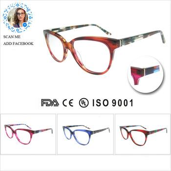 Modern Design Anime Naked Glasses Spectacle Frame - Buy Spectacle ...