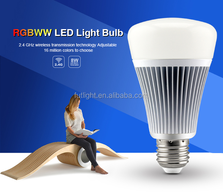 High Quality Rgb Color Temperature Adjusting Led Light Bulb With ...