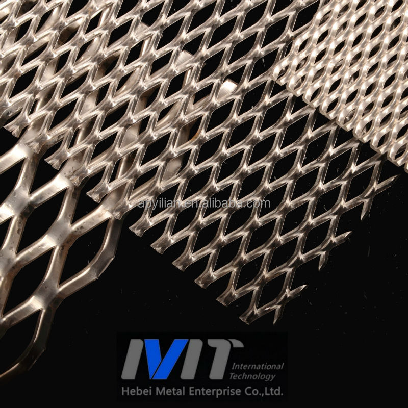 Expanded Metal Mesh : Reinforcement trailer expanded metal mesh buy