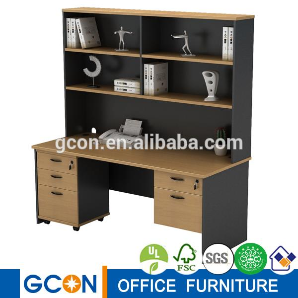 Computer Table With Bookshelf, Computer Table With Bookshelf Suppliers And  Manufacturers At Alibaba.com