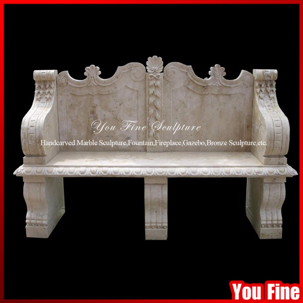 Garden Stone Bench for sale