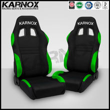 cloth guide seat, seat for bus and car, with backrest angle adjustment sports racing seats