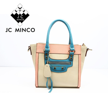 Export multi color lady hand bag vietnam special channel genuine leather women bag lady handbag