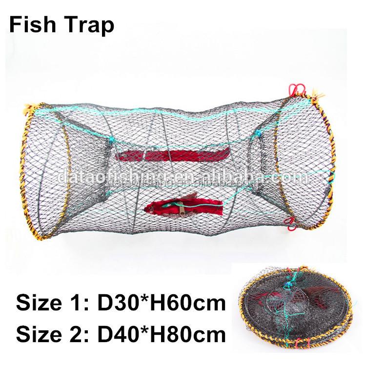 No 1 fishing trap factory steel folding fish trap buy for Fish trap net