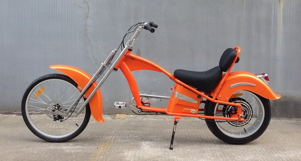 2016 coolest harley style ebike chopper elektro fahrrad. Black Bedroom Furniture Sets. Home Design Ideas