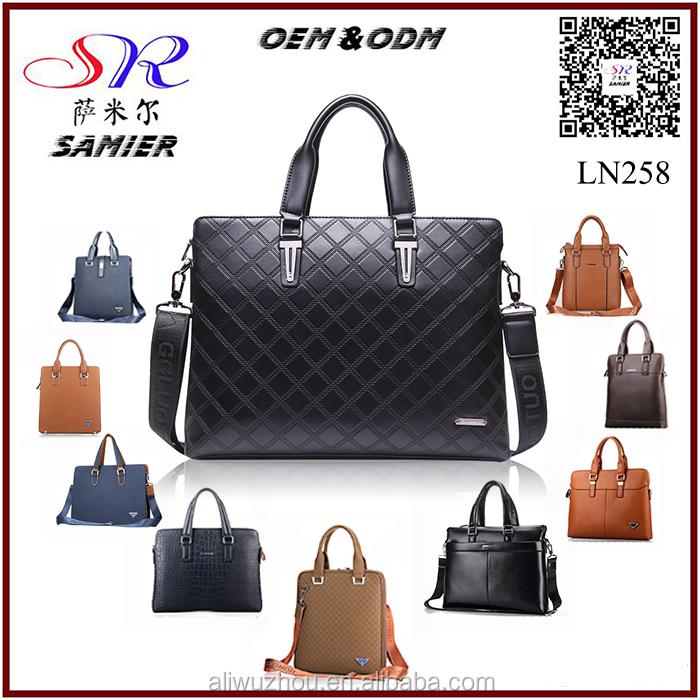 China Suppliers Style Elegant Genuine Leather Handbag Business ...