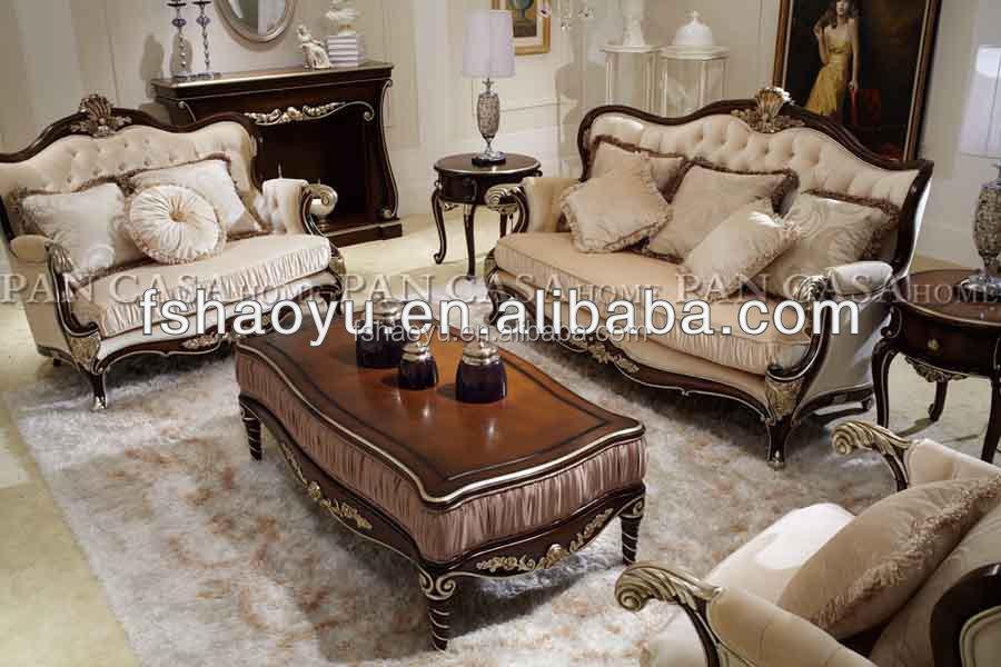 Salon marocain de meubles / meubles anciens salon / mobilier de ...