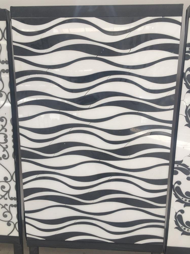 Marble Floor Pattern kmt waterjet marble floor patterns,waterjet granite floor tiles