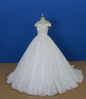 2017 Latest Real Sample Top Quality Egypt Wedding Dress