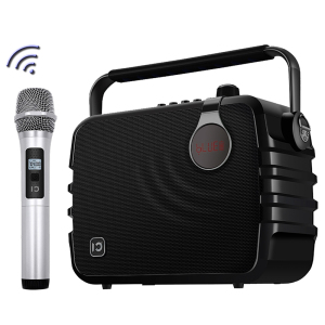 Portable Mini Pa Speaker Box Speaker Multi Functional UHF Wireless Speaker for Party