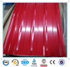 gold supplier aluminum color coated corrugated zinc roofing sheet for roofing construction China manufacture