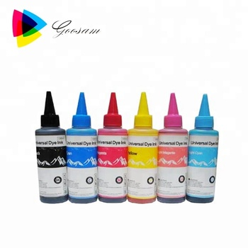 High quality professional dye ink for Lexmark X2470/X3470 printers