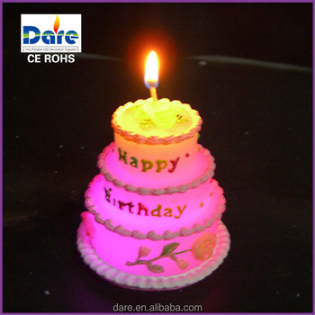 Miraculous Led Fancy Unique Birthday Cake Real Wax Candles Buy Unique Funny Birthday Cards Online Elaedamsfinfo