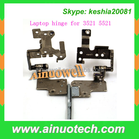 brand new laptop LCD Hinge for for Dell 3521 5521 Bracket screen rotating shaft bracket