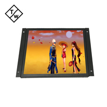 OEM LOGOTIPO 15 ''Open Frame Monitor LCD Sem Toque 1024*768