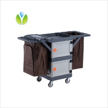 Housekeeping Trolley Janitor Warenkorb