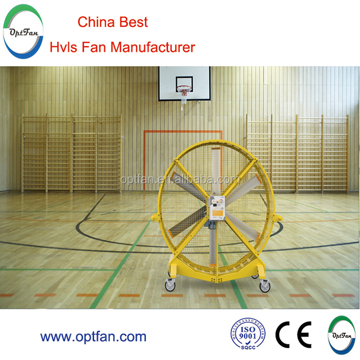 OPT 2.6m portable poultry farm ventilation fans