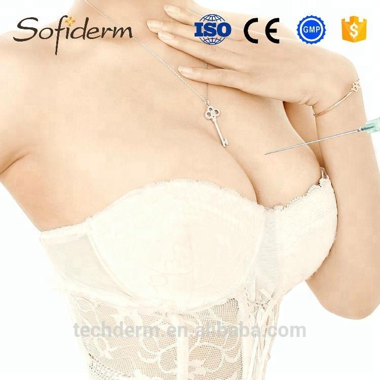 Sofiderm 10ml beauty product hyaluronic acid injectable dermal filler for breast enhancer