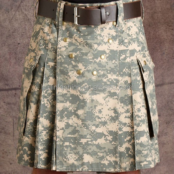 Alibaba china manufacturer men and women new design utility kilts